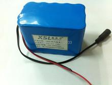 Large capacity 12v 10ah 18650 lithium battery protection board 12v 10000 capacity+ 12 v 3A battery Charger(China (Mainland))