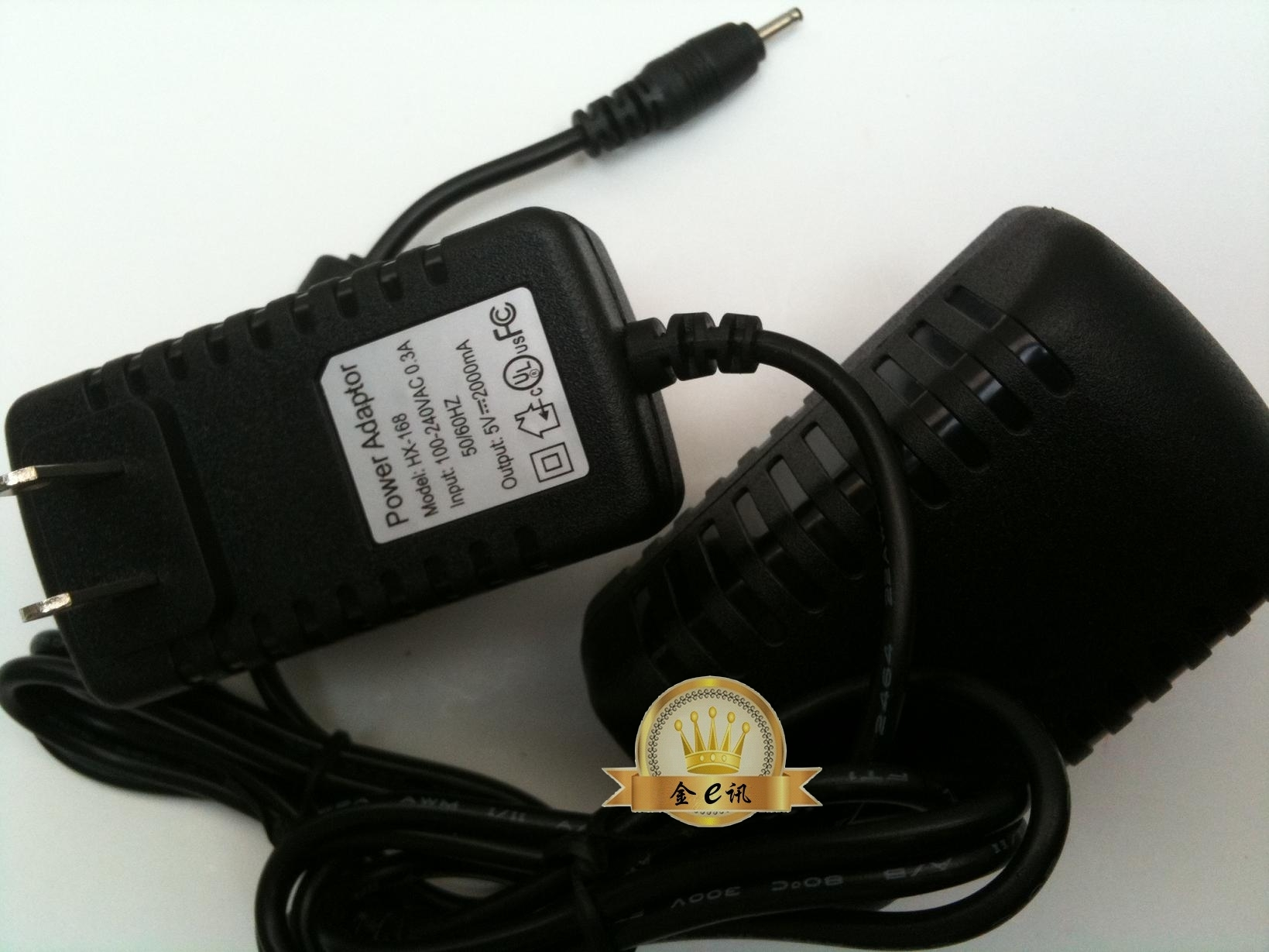 C704 c705 years novo7 tablet high quality charger 5v2adc3 . 5