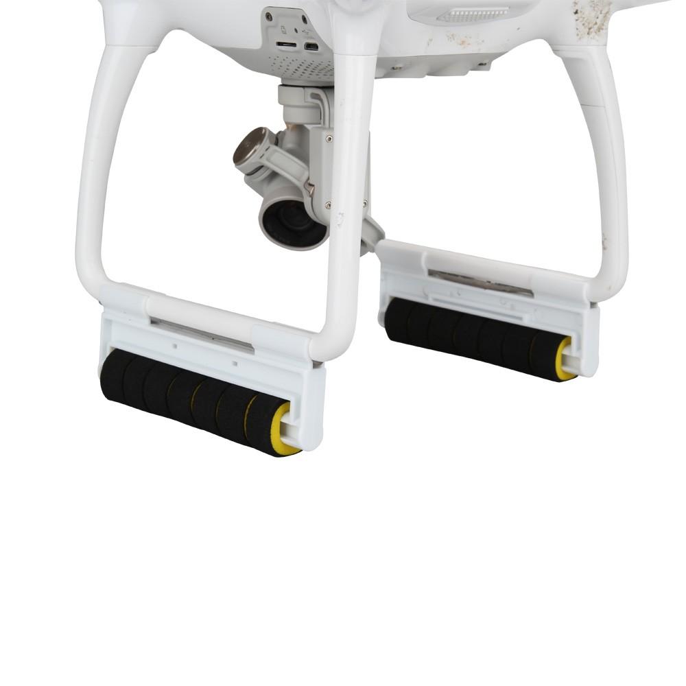 Moy UAV accessories landing gear tripod legs extended elongate heighten shock bracket for DJI Phantom 4