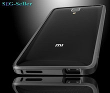 For Xiaomi Mi4 Case Luxury Aluminum metal frame Cover Mobile Phone Cases for Xiaomi mi 4 m4 Protective Cases SJ0905(China (Mainland))