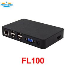Partaker All Winner A20 512MB RAM Linux FL100 Thin Client network terminal Cloud computer Mini PC Station(China (Mainland))