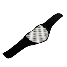 Hot New Useful Healthy Soft Black Magnetic Therapy Spontaneous Heating Headache Neck Massager Guard Protector