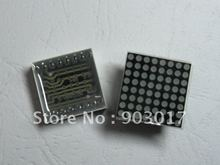 LED Display 8x8 Dot Matrix Common Anode Red 1.9mm 20mmx20mm or Common Cathode 4 Pcs Per Lot Hot Sale(China (Mainland))
