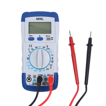 Buy Digital LCD Multimeter A830L DC AC Multifunction 2000 Counts Multimeter Voltmeter Ammeter Frequency Meter Ohm Tester Multitester for $6.41 in AliExpress store