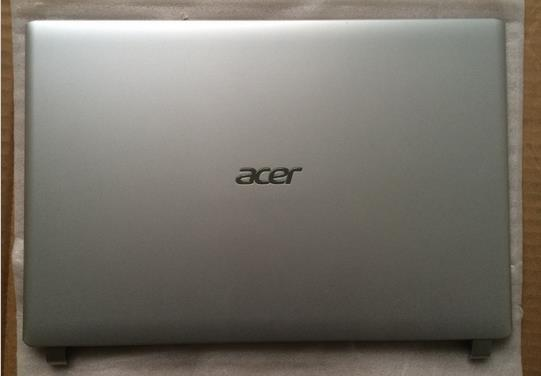 New and Original Silver Laptop Top Cover A Shell For ACER ASPIRE V5-471G(China (Mainland))