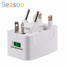 Buy Universal US UK EU Electrical Power Plug Adapter Travel Plug Adapter Socket Charger Plug AC Power Converter for $5.81 in AliExpress store