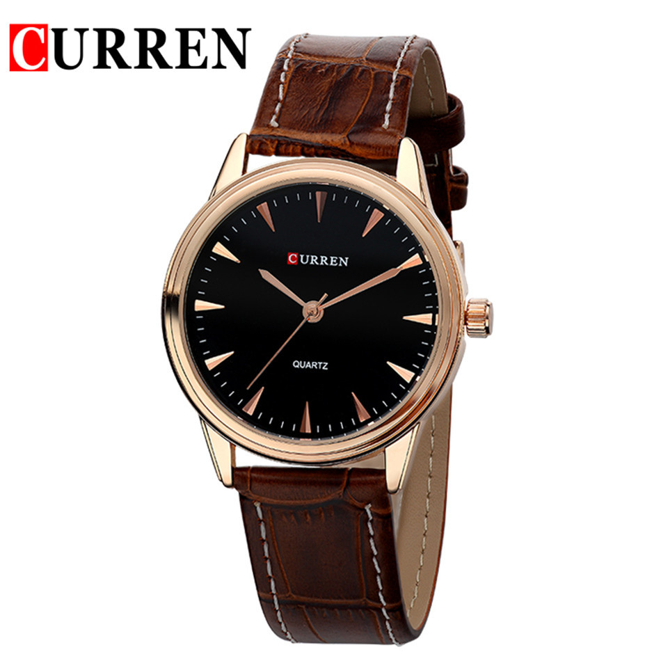Authentic Brand CURREN 8119 Tag Mens Watches Cheap Relogio Masculino Original Montres de Marque de Luxe Relojes Lujo Marcas Men(China (Mainland))