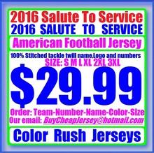 2016 Salute To Service Limited Jersey Color Rush Dez Jason Bryant Witten Sports Jerseys Dak Tony Direct Prescott Romo Elliott(China (Mainland))