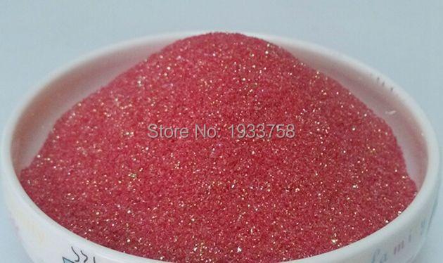 Free Shipping red colorful glitter powder phosphor powder,DIY , 500g/bag,Environmental protection,advertisement pigment(China (Mainland))