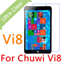 Vi8 2pcs 0.15mm Ultrathin Clear HD Screen Protector For Chuwi Vi8 Tablet PC 8