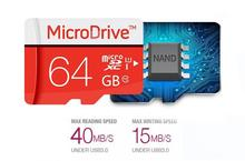 Buy Microsd Real Capacity Micro sd Card 128GB Class 10 High Speed 64GB 32GB Micro SD Card Phones Cameras + Adapter Free for $26.99 in AliExpress store