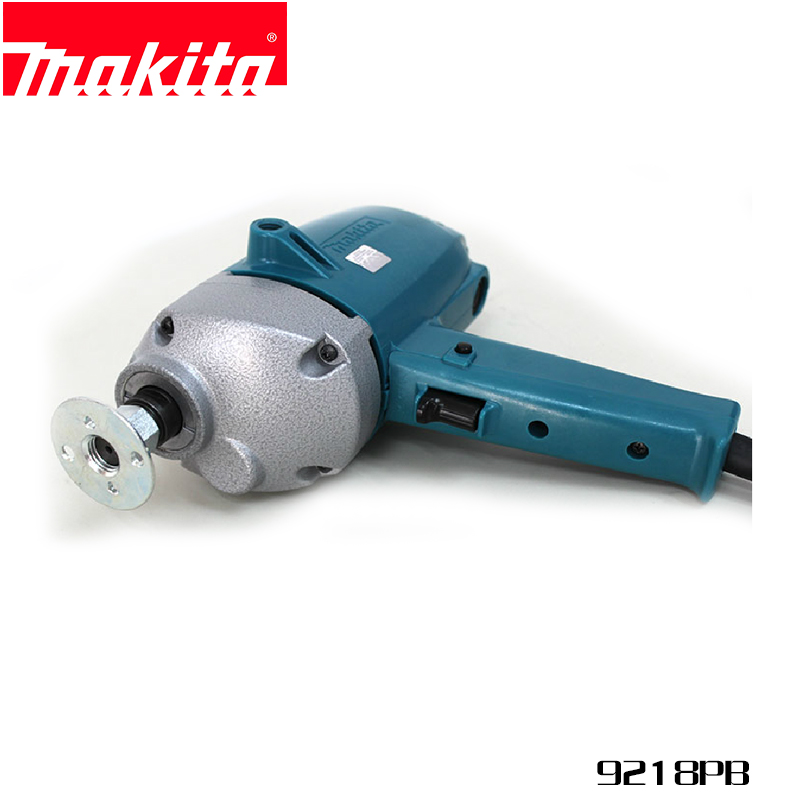 Custom models 9218PB Makita makita disc polishing machine polishing machine dedicated floor waxing automotive beauty(China (Mainland))