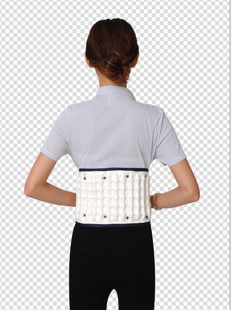 Health protection of belt men's and women's waist tora breathable lumbar tractor lumbar strain of lumbar muscles cold sore cheap