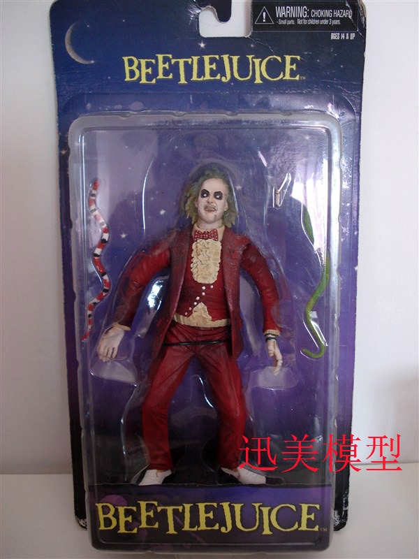 Free Shupping Neca Beetlejuice Action Figure<br><br>Aliexpress