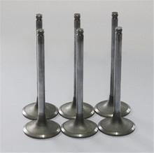 100% original part valve 12 PCS OEM# 3924492Q-HS Original parts Engine cylinder head valve for Cummings 6C engine