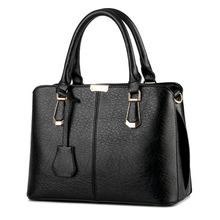 Buy New Brand Sequined Women Business Handbag Fashion Shoulder Bag Casual Large Capacity Women Bag Designer PU Leather Tote Bag for $15.90 in AliExpress store