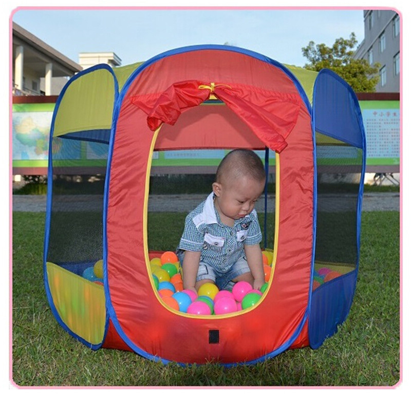 fashion kids tent play house indoor outdoor toys funny. Black Bedroom Furniture Sets. Home Design Ideas