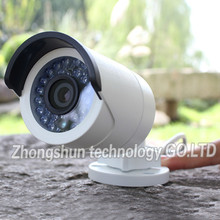 Original waterproof security network cctv camera DS-2CD2035-I replace DS-2CD2032-I 3MP IR ip camera mini support POE(China (Mainland))