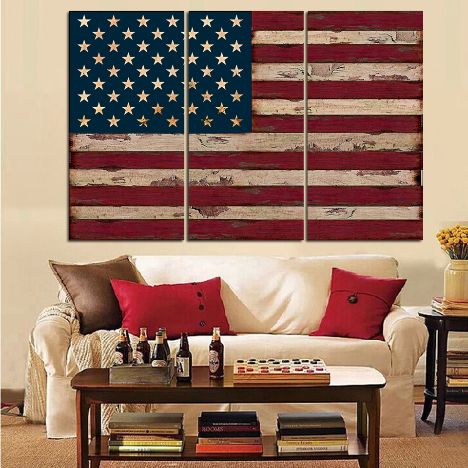 State flags pictures promotion shop for promotional state for Home decor online shopping usa