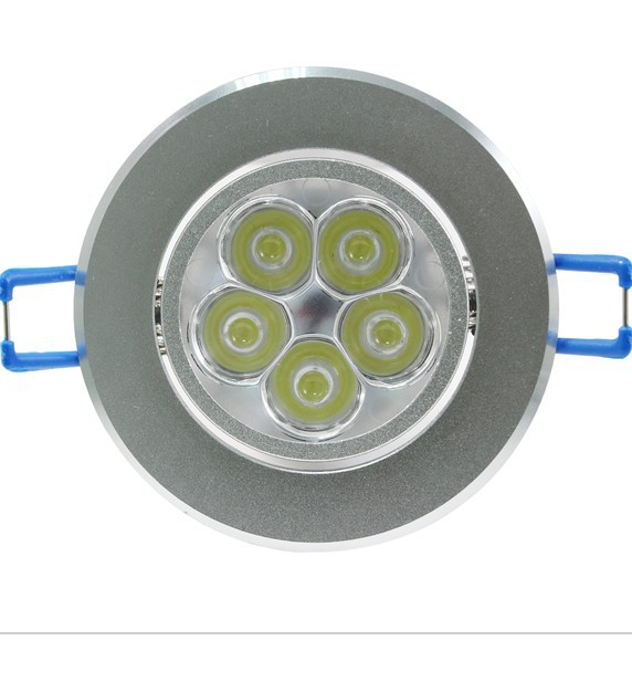 15W AC100-245V LED Recessed Cabinet Ceiling Downlight ,Round White ,Ceiling Lamp Home Indoor Decor - Shenzhen Haili Optoelectronic Technology Co., Ltd store