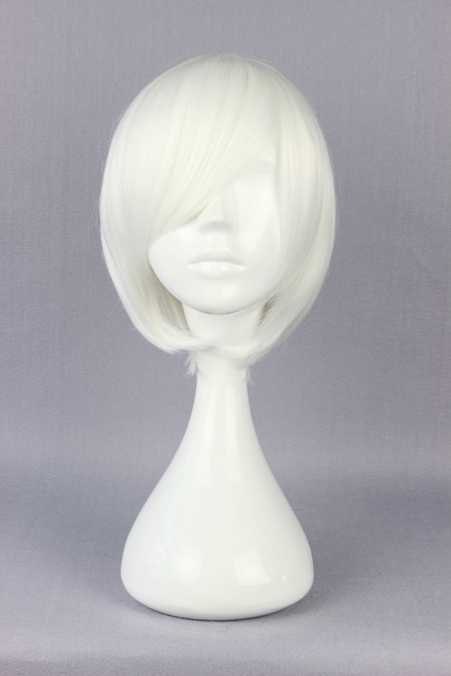 Great Bargain High Quality Beautiful Fashion Style Short Hair Haircut Japanese Cosplay Wig(China (Mainland))