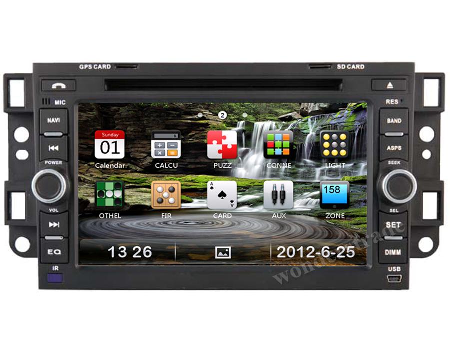 CAR DVD PLAYER autoradio GPS navigation for Chevrolet Epica Captiva Lova Aveo Optra / 3g internet / Russian language(China (Mainland))