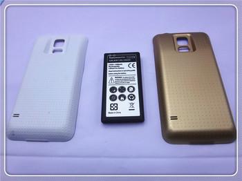 OEM New 6500mAh Replacement Battery + Bateria Back Door Case For Samsung Galaxy S5 S 5 GT i9600 G900 SM G900A G900H G900F