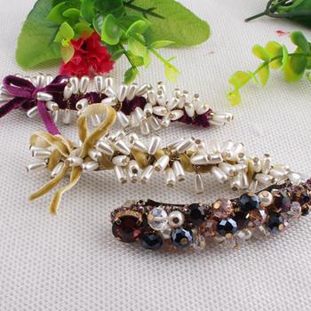 Luxury Hairpin Barrette Hair Clip