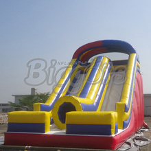Giant Inflatable Tube Stairs Inflatable Slide For Amusement Park(China (Mainland))