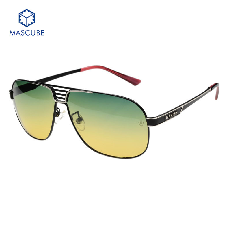 Men Design Polarized Aluminum Alloy Frame Sunglasses Fashion Men's Driving Mirror Traveling Outdoor Eyewear occhiali da sole(China (Mainland))