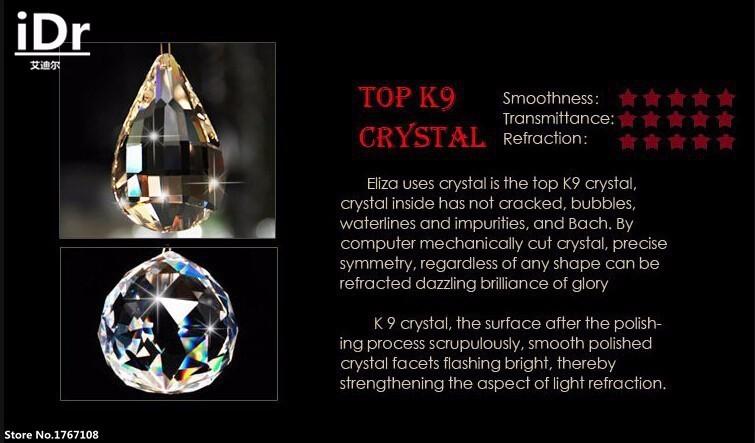 Купить Современные Прямоугольные светильники ресторан лампы crystal LED люстра светильник Спальня Зал Роскошные лампы СВЕТОДИОДНЫЕ энергосберегающие
