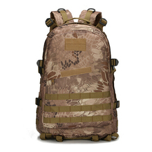 Men's 3D Military Tactical Bags Waterproof Nylon Hiking Cycling Backpack Outdoor Sport Wear-resisting Travel Bag Laptop - Leader Pal store