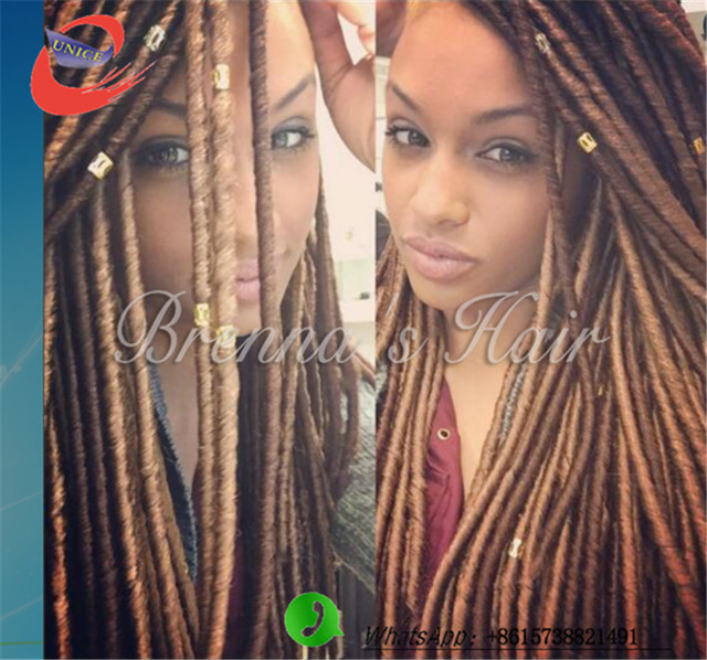 Crochet Hair Over Locs : ... dreads crochet braid hair crochet braids twist hair-in Bulk Hair from