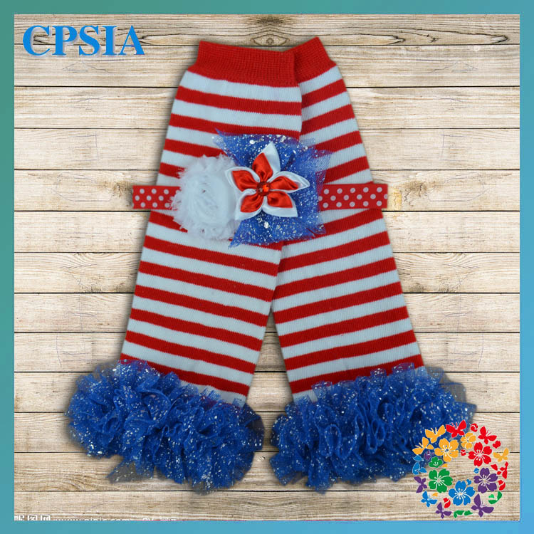 Whoesale Ruffle Baby Leg Warmers Baby Boy Leg Warmers Fashion Sport Leg Warmer 48set/s(China (Mainland))