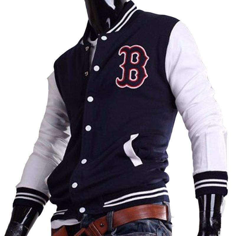 Autumn and winter new men s baseball jackets uniform