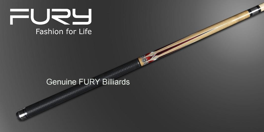 Fury Pool Cue Model AG-123/ Special Selected/ 11.75mm /12.75mm (optional)Pool Cue AEGIS series/billiard free shipping(China (Mainland))