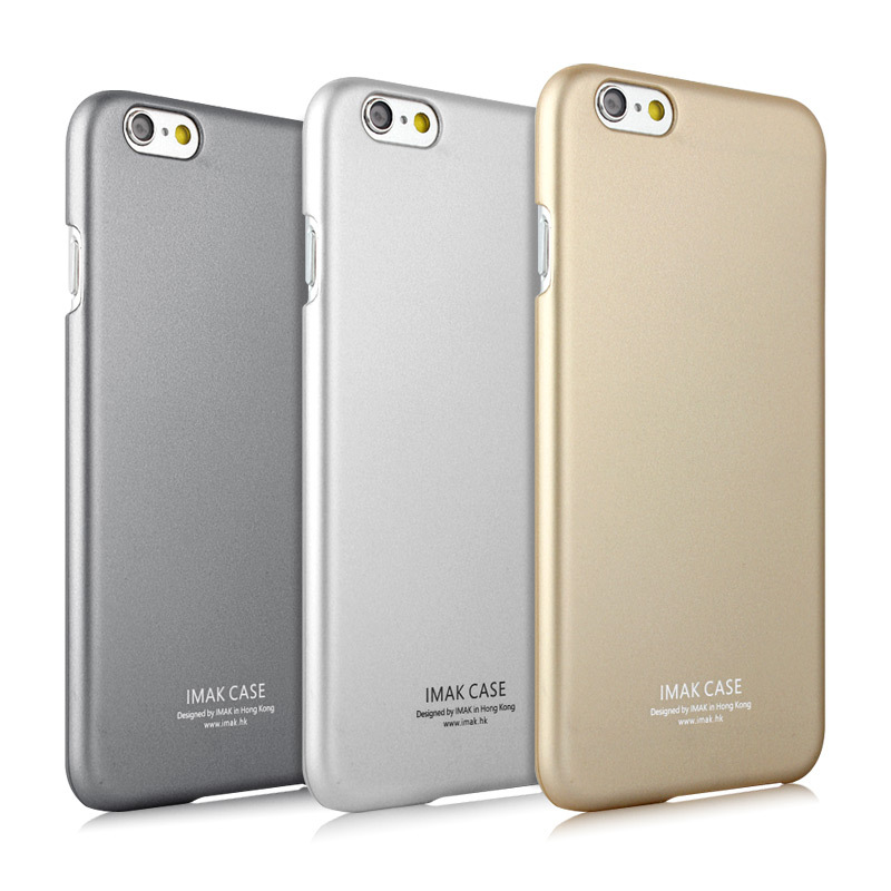 IMAK Jazz Series Case For iPhone 6 Plus 5.5'' Ultra-thin Slim Hard Back Mobile Phone Protective Case Cover For iPhone 6 Plus(China (Mainland))