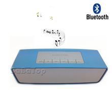 Portable Wireless Bluetooth Speaker Stereo mini music speakers  consumer electronics  handsfree insert TF card