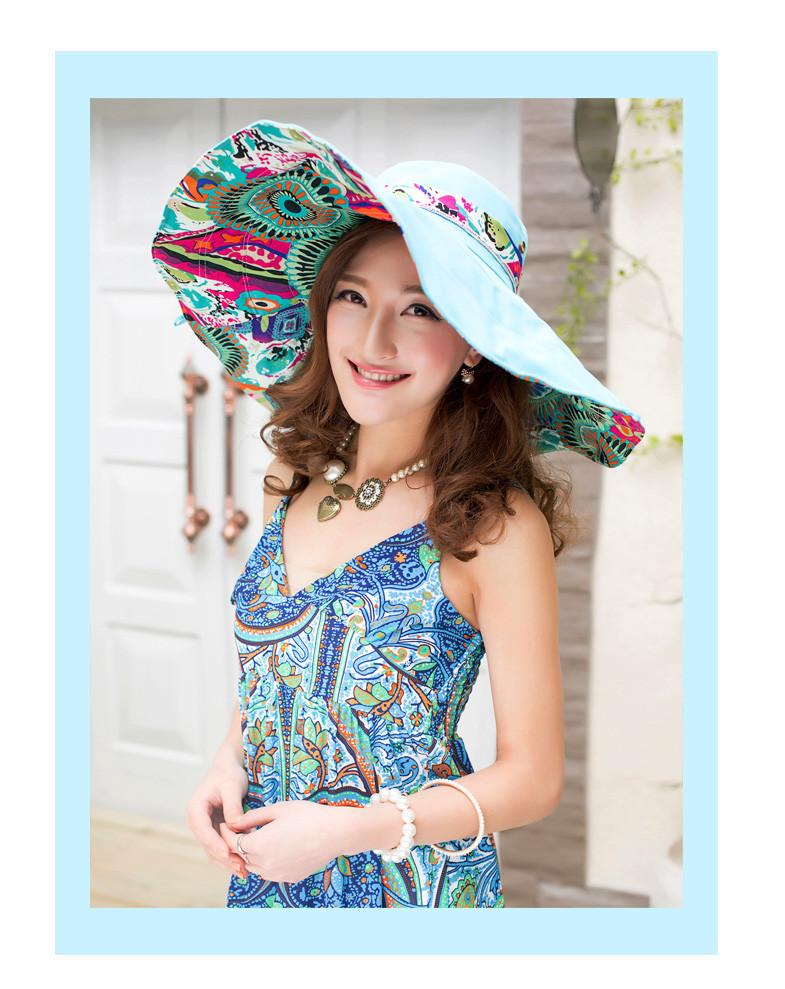 Женская шляпа от солнца 2015 hat 150410mz женская шляпа от солнца womens sun hat 895