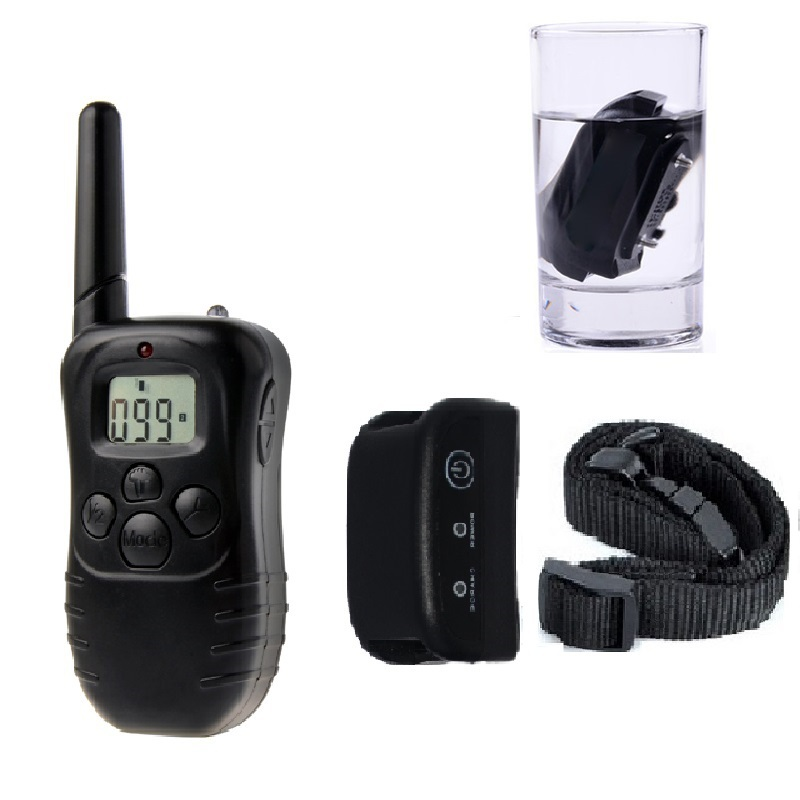 how to connect remote to pet trainer collar