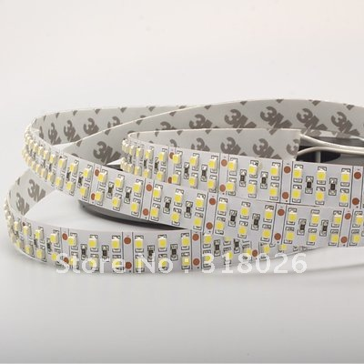Warm White/White Magic Led Strip 240 led /M High Output Illumination Four Times Brighter Than Normal Strip Lighting 12VDC(Hong Kong)