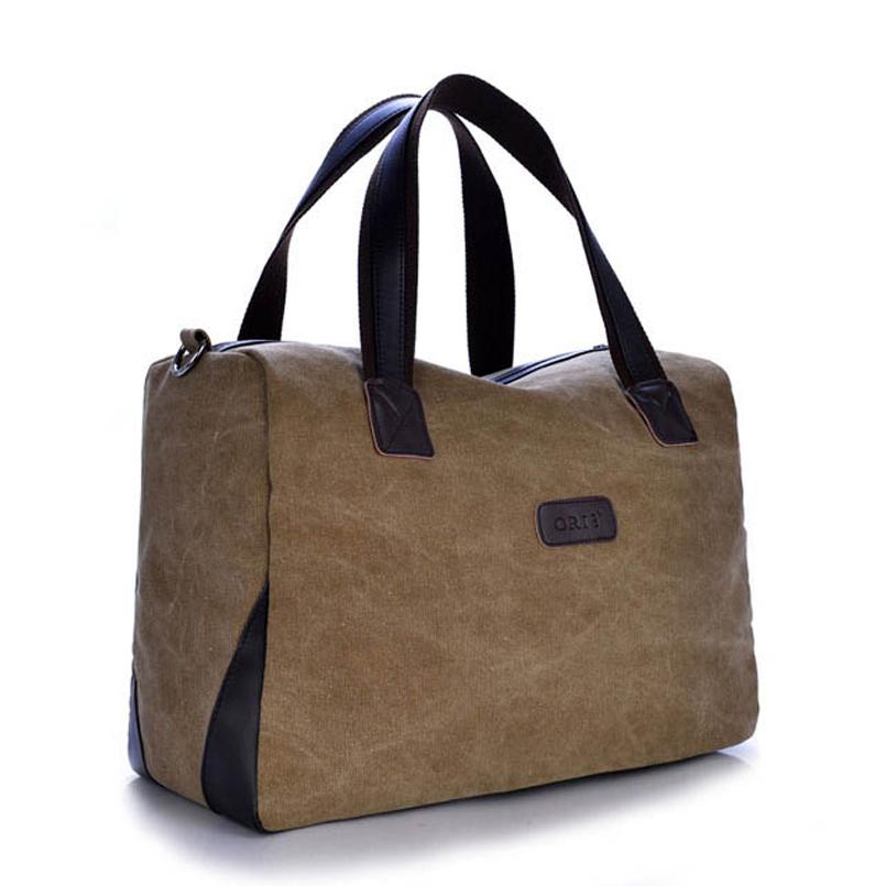 Men Travel Bag Brand Fashion Design Men Handbag Canvas Tote Large Capacity Canvas Men Shoulder Bag Messenger Bags for Business(China (Mainland))