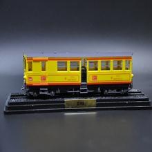 Игрушки 1/87 атлас LA MOTRICE Z-105 модель поезда