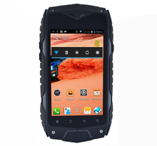4.0Inch SUPPU Jeep Z6 IP68 Waterproof 3G WCDMA 1G RAM 4G ROM Android 4.2 Mobile Phone Shockproof GPS Outdoor Cell phone(China (Mainland))