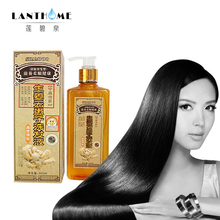 Professional Ginger Hair Shampoo And Conditioner 300ml, Natural Hair regrowth Fast,Thicker,Aussie Shampoo Hair Loss Product(China (Mainland))