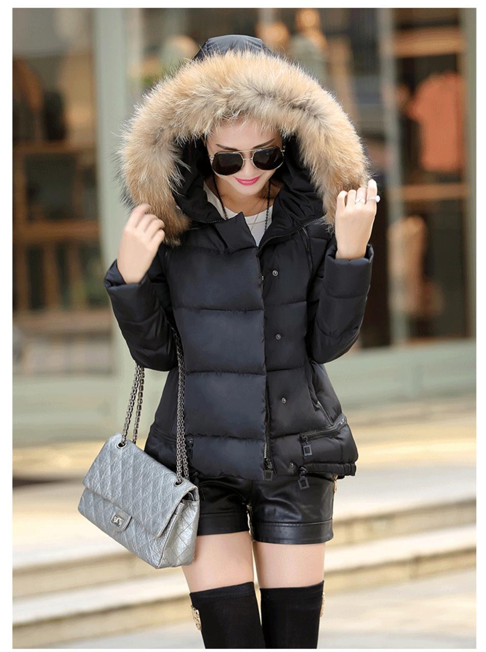 Купить Короткую Зимнюю Женскую Куртку Недорого