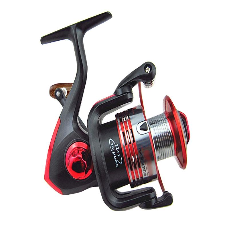 Popular portable 13bb speed spinning fishing reel for Top fishing reels