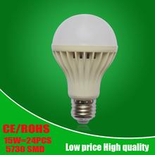 Wholesale Led Bulbs SMD5730 E27 B22 3W 5W 7W 9W 12W 15W 18W LED Lamps 110V 220V 240V Light Bulb For Home Led Spotlight Lamps(China (Mainland))