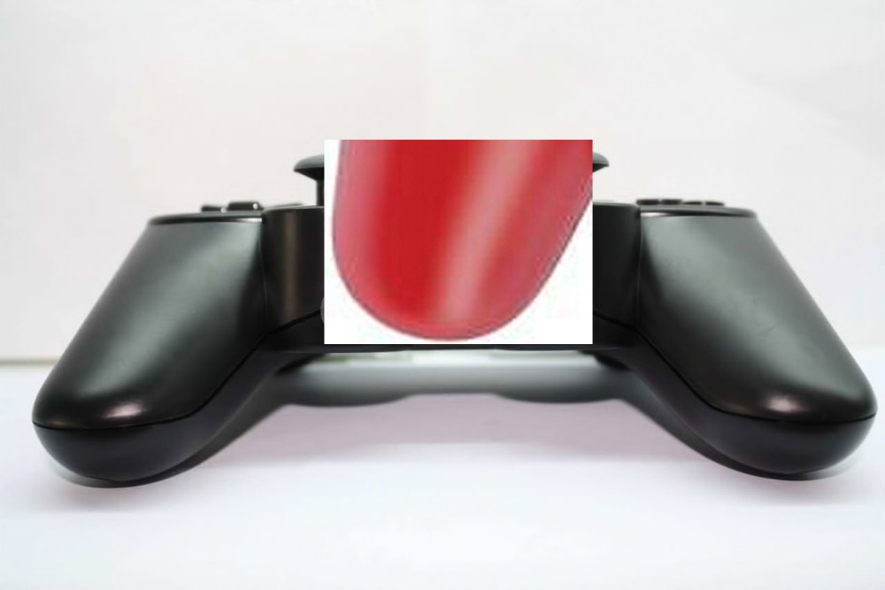 red color Wireless Controller Bluetooth for Sony PS3 red color Free Shipping(China (Mainland))
