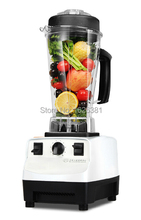 BPA free 3HP 45000RPM 2L heavy duty commercial home professional power blender food mixer juicer food processor chopper crusher(China (Mainland))